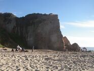 Point Dume Climbing