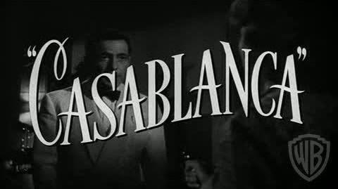 Casablanca (1942) - Trailer