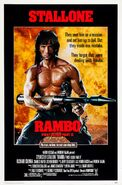 Rambo first blood part ii xlg