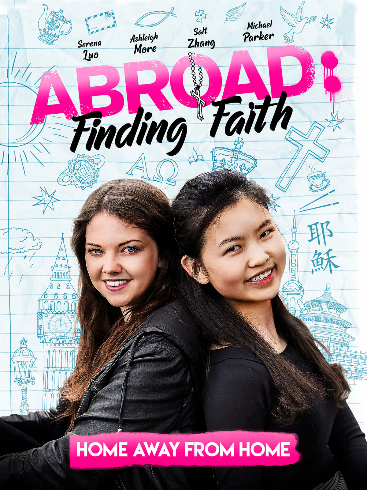 Abroad: Finding Faith