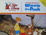 The Many Adventures of Winnie the Pooh/Home media