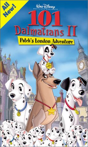 101 Dalmatians II: Patch's London Adventure/Home media