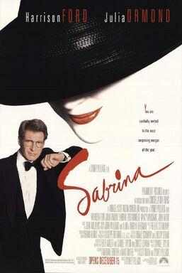 Sabrina (1995) Poster.jpg