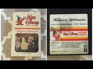 Opening & Closing to The Happiest Millionaire 1983 VHS -True HQ-