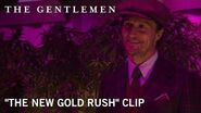 """The Gentlemen """"The New Gold Rush"""" Clip In Theaters January 24, 2020"""