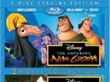 The Emperor's New Groove/Home media