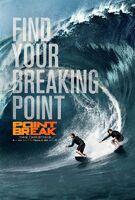 Point Break 2015 Poster 001