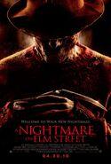 A Nightmare on Elm Street 2010 Poster