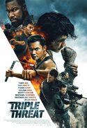 Triple Threat 2019 Poster