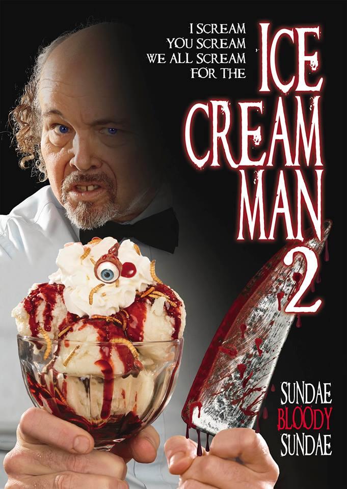 Ice Cream Man 2: Sundae Bloody Sundae