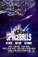 Spaceballs 1987 Poster
