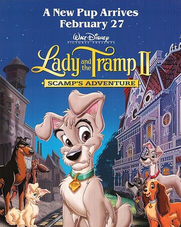 Lady And The Tramp Ii Scamp S Adventure Moviepedia Fandom