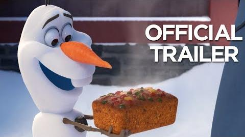 Olaf's Frozen Adventure - Official US Trailer