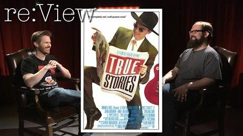 True Stories - Red Letter Media's Review