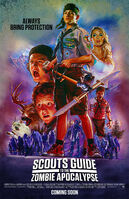 Scouts Guide to the Zombie Apocalypse Poster 001