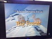 Video trailer The Land Before Time The Big Freeze