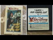 Opening & Closing to The Horse in the Gray Flannel Suit 1986 VHS -True HQ-