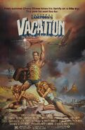 National Lampoon's Vacation 1983 Poster