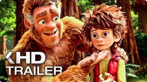 THE SON OF BIGFOOT International Trailer (2017)