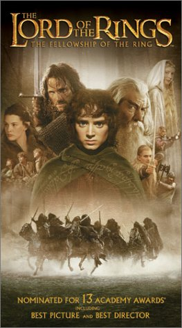 The Lord of the Rings: The Fellowship of the Ring/Home media