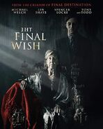 The Final Wish 2019 Poster
