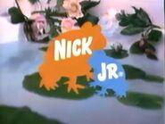 Nick Jr. logo (frogs)