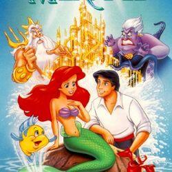 The Little Mermaid/Home media