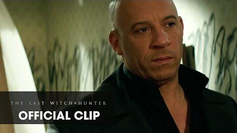 """The Last Witch Hunter (2015 Movie - Vin Diesel) Official Clip – """"Trouble"""""""