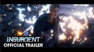 "Insurgent (2015 Movie - Shailene Woodley) Final Trailer – ""Stand Together"""