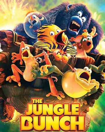 The Jungle Bunch (2017 film)