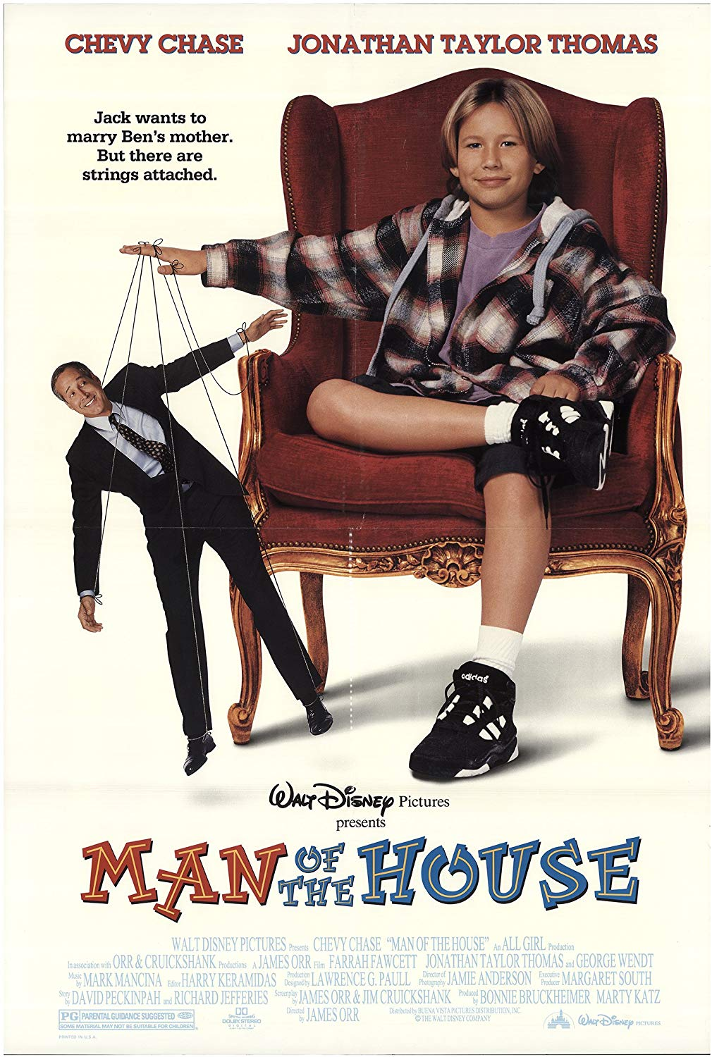 Man of the House (1995 film)