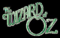 The Wizard of Oz transparent logo.png