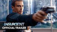 "Insurgent (2015 Movie - Shailene Woodley) Exclusive Trailer – ""Fight Back"""