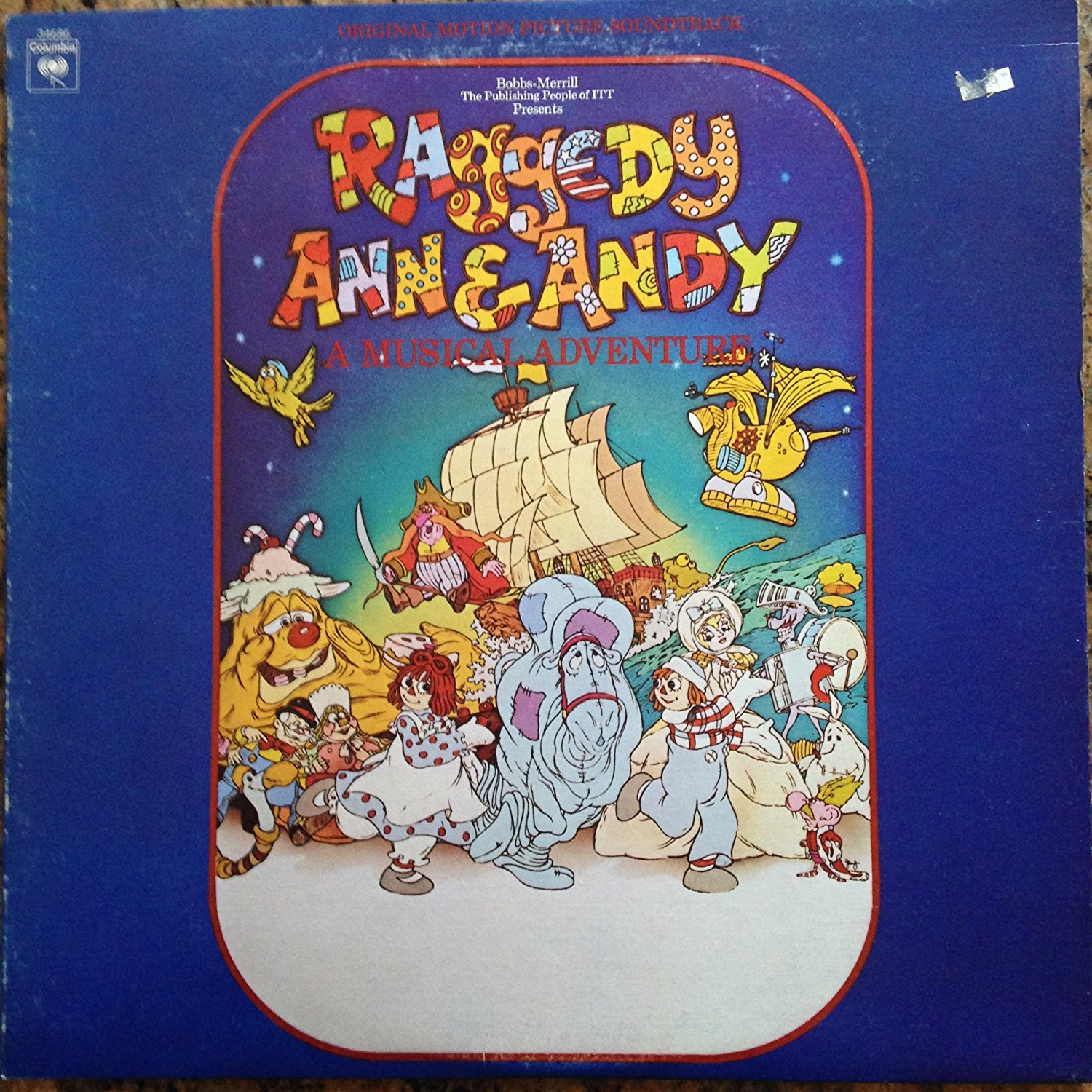 Raggedy Ann & Andy: A Musical Adventure