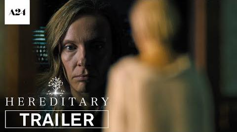 Hereditary Official Trailer HD A24