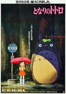 My Neighbor Totoro 1988 Poster