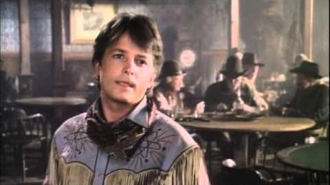 Back to the Future Part 3 Official Trailer 2 - Christopher Lloyd Movie (1990) HD-0
