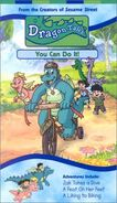Dragon Tales You Can Do It 2000 VHS