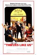 Thieves Like Us poster