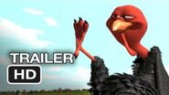 Free Birds Official Trailer (2013)