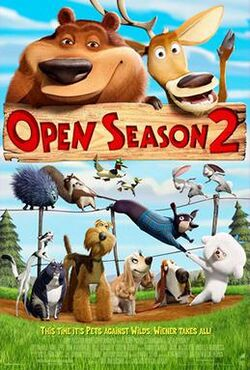 Open Season 2 poster.jpg