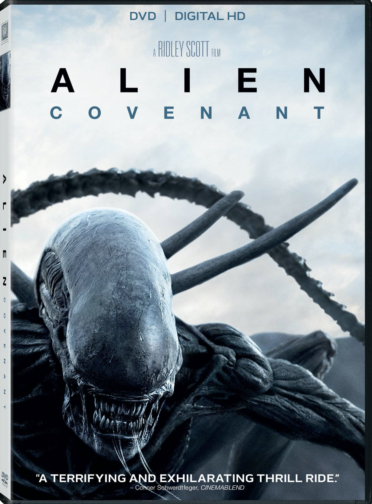 Alien: Covenant/Home media