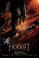 The Hobbit- The Desolation of Smaug poster