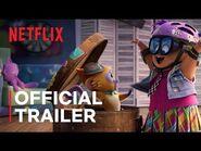 Vivo - Official Trailer - Netflix