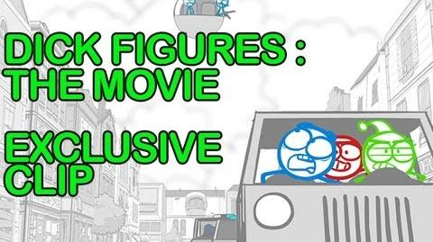 Dick Figures The Movie - Exclusive Clip
