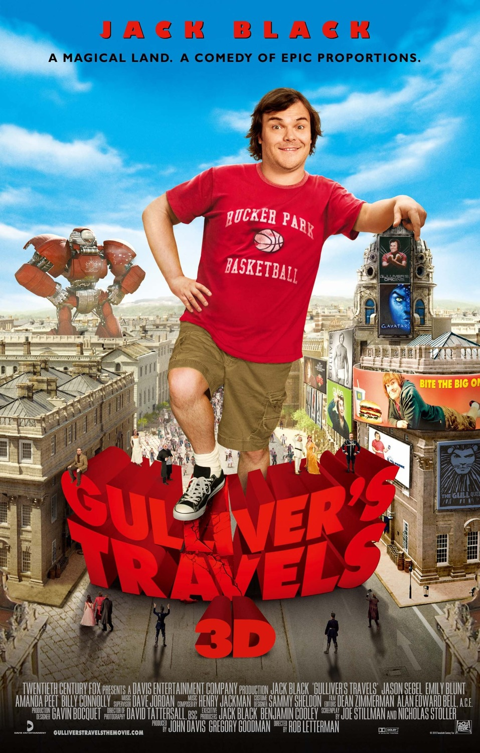 Gulliver's Travels (2010 film)