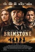 Brimstone 2016 Poster