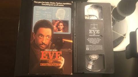 Eve of Destruction/Home media