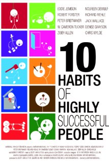 10 Habits of Highly Successful People