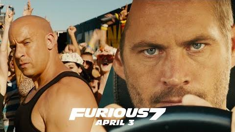 Furious 7 - In Theaters and IMAX April 3 (TV Spot 15) (HD)
